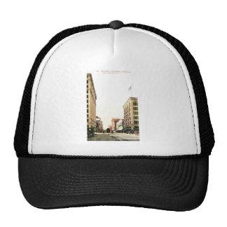 Broadway, Los Angeles Vintage Trucker Hat