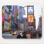 Broadway, mousepad de Manhattan, New York City