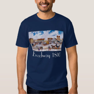Broadway NYC 1810 Dark Tees (in all sizes/styles)
