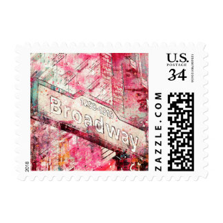 Broadway Postage