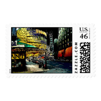Broadway - Postage