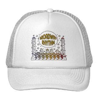 Broadway Rhythm Hat