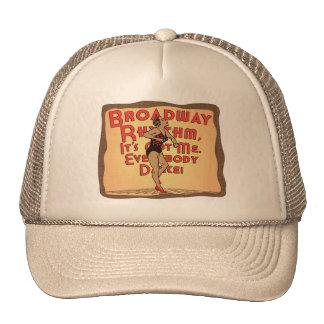 Broadway Rhythm Trucker Hat