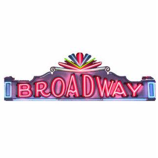 Broadway Sculpture Magnet