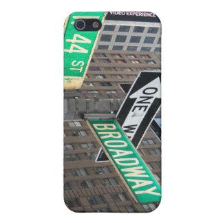 Broadway Talk iPhone Case