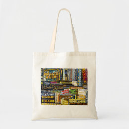 Broadway Tote Bag (Color)