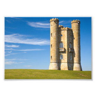 Broadway Tower, England Photographic Print