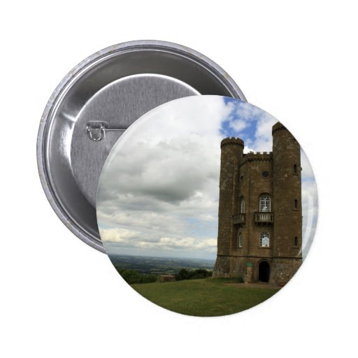 Broadway Tower, Gloucestershire Button