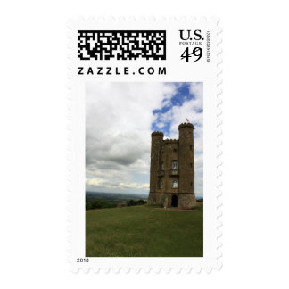 Broadway Tower, Gloucestershire Stamps