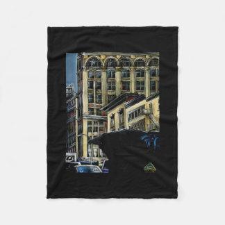 Broadway's Best, New York City Fleece Blanket