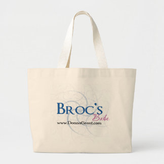 Broc Jumbo Tote Bag