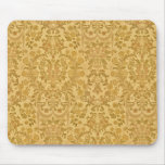 Brocado, damasco y tapicería texturizados vintage tapetes de ratones