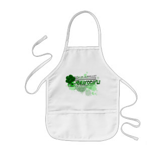 Broccoli apron