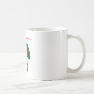 Broccoli Are Baby Trees Coffee Mug