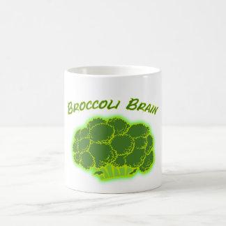 Broccoli Brain Coffee Mugs
