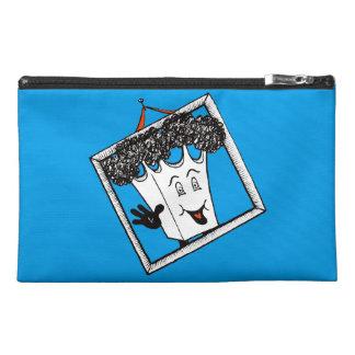 """'Broccoli Bruno' 9""""x6"""" Pencil Case. Travel Accessories Bags"""