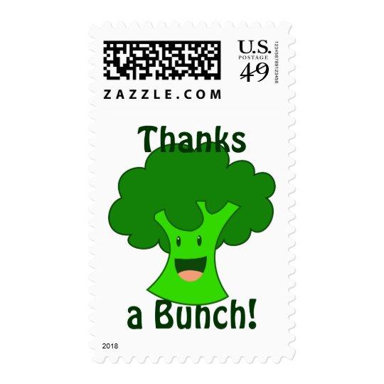 Broccoli Bunch Postage