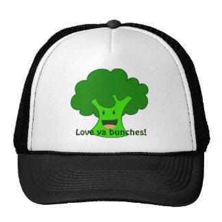 Broccoli Bunch Trucker Hat