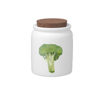 broccoli candy dish