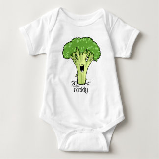 Broccoli Cartoon - Veggie Tees