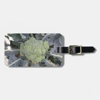 Broccoli Custom Luggage Tag