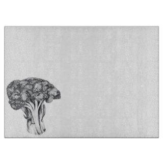 Broccoli Cutting Board