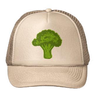 Broccoli Graphic Trucker Hat