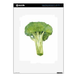 broccoli iPad 3 skins