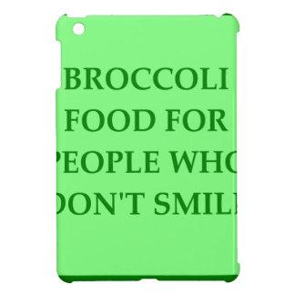 BROCCOLI iPad MINI COVER