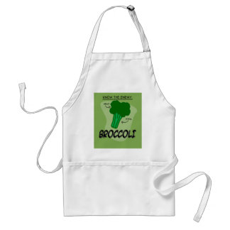 Broccoli is the Enemy Aprons