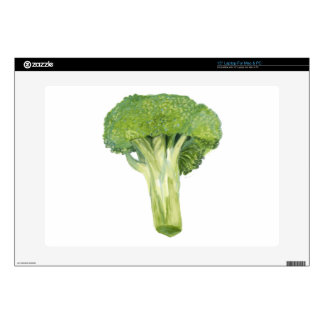 broccoli laptop skins