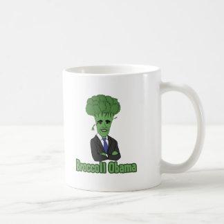 Broccoli Obama Mugs