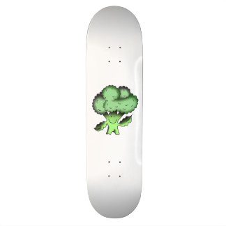 broccoli organic traditional vegan skateboard deck