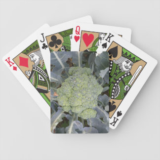Broccoli Playing Cards
