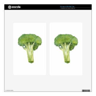 broccoli skin for kindle fire