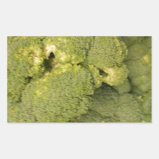 Broccoli Rectangle Sticker