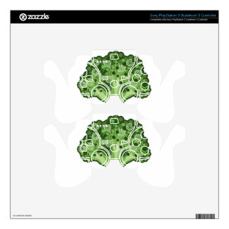 Broccoli Vector Icon Skins For PS3 Controllers