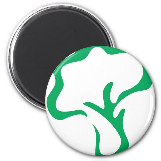 Broccoli Vegetable Icon Magnet