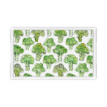 Broccolli - formal acrylic tray