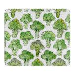 Broccolli - formal cutting board