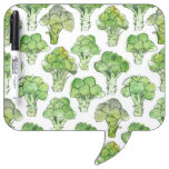 Broccolli - formal dry erase board