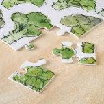 Broccolli - formal jigsaw puzzle