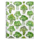 Broccolli - formal notebook