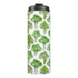 Broccolli - formal thermal tumbler