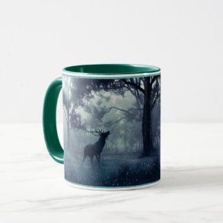 Brocéliande Hart Mug