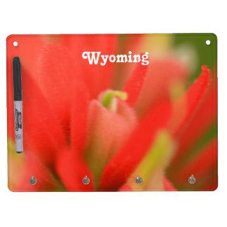 Brocha india de Wyoming Pizarras Blancas