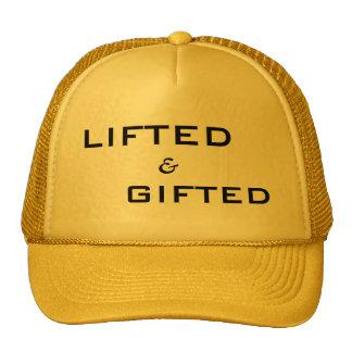 Broche de la grieta gorras de camionero