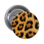 Broche de la insignia de la piel del leopardo pins