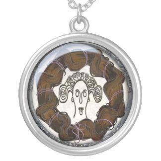 broche de luto principal de la medusa joyerias personalizadas