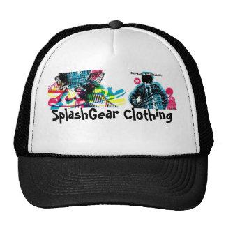 Broche de SplashGear detrás Gorro